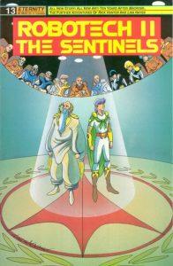 Robotech II: The Sentinels #13 (1989)
