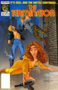 The Terminator #15 (1989)