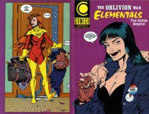 Elementals #10 (1989)