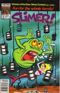 Slimer! #8 (1989)