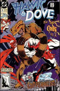 Hawk and Dove #9 (1989)