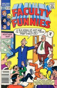 Faculty Funnies #4 (1989)