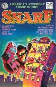 Snarf #13 (1989)