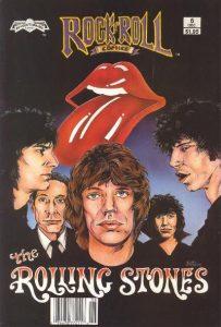 Rock N' Roll Comics #6 (1989)