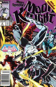 Marc Spector: Moon Knight #8 (1989)