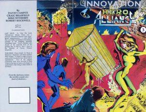 Hero Alliance #3 (1989)
