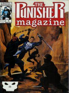 The Punisher Magazine #5 (1989)