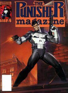 The Punisher Magazine #4 (1989)