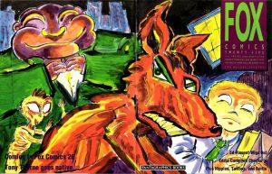 Fox Comics #25 (1989)