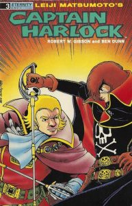 Captain Harlock #3 (1989)