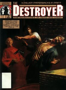 The Destroyer #2 (1989)