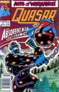 Quasar #5 (1989)