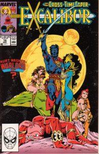 Excalibur #16 (1989)