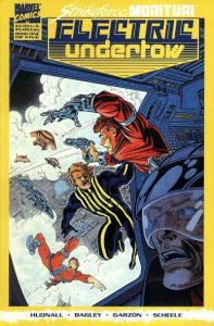 Strikeforce: Morituri Electric Undertow #1 (1989)