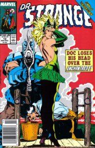 Doctor Strange, Sorcerer Supreme #12 (1989)