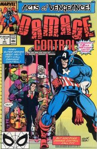 Damage Control #1 (1989)