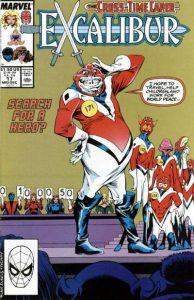 Excalibur #17 (1989)
