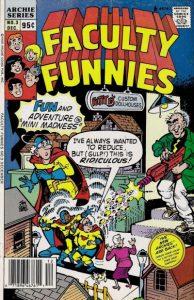 Faculty Funnies #3 (1989)