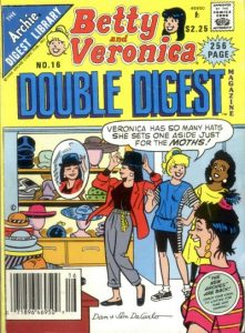 Betty and Veronica Double Digest Magazine #16 (1989)