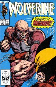 Wolverine #18 (1989)