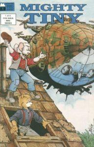 Mighty Tiny #1 (1989)