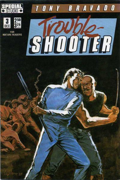 Tony Bravado, Trouble-Shooter #3 (1989)
