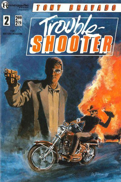 Tony Bravado, Trouble-Shooter #2 (1989)