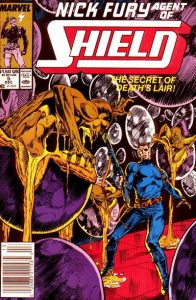 Nick Fury, Agent of S.H.I.E.L.D. #5 (1989)