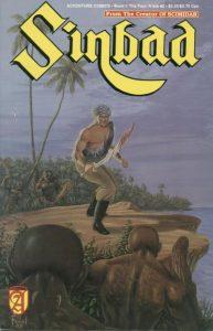 Sinbad #2 (1989)