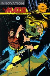 The Maze Agency #8 (1989)