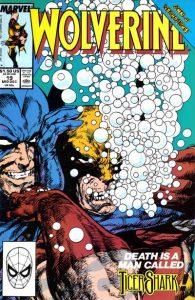 Wolverine #19 (1989)