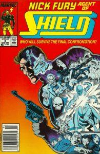 Nick Fury, Agent of S.H.I.E.L.D. #6 (1989)