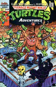 Teenage Mutant Ninja Turtles Adventures #7 (1989)