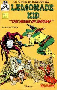 The Lemonade Kid #1 (1990)