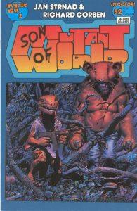 Son of Mutant World #2 (1990)