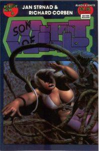 Son of Mutant World #4 (1990)