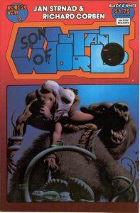 Son of Mutant World #5 (1990)