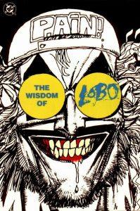 The Wisdom of Lobo #[nn] (1990)