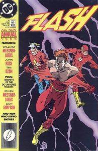 The Flash Annual #3 (1990)