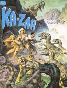 Ka-Zar: Guns of the Savage Land #[nn] (1990)