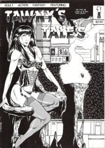 Adult Action Fantasy Featuring Tawny's Tales #1 (1990)