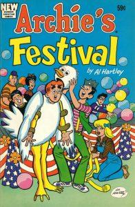 Archie's Festival #[nn] (1990)