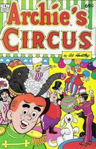 Archie's Circus #[nn] (1990)
