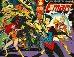 E-Man #1 (1990)