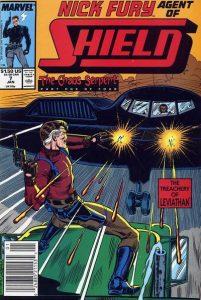 Nick Fury, Agent of S.H.I.E.L.D. #7 (1990)