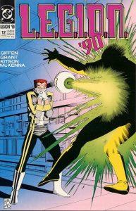 L.E.G.I.O.N. '90 #12 (1990)