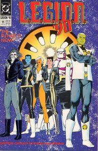 L.E.G.I.O.N. '90 #11 (1990)
