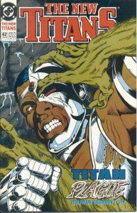 The New Titans #62 (1990)