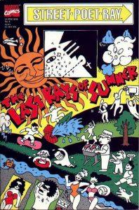 Street Poet Ray #4 (1990)