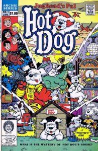 Jughead's Pal Hot Dog #1 (1990)
